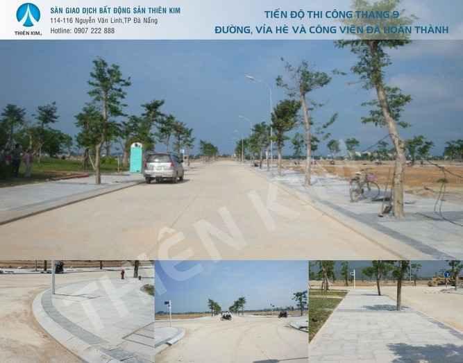 Ban dat nen Da Nang 2013