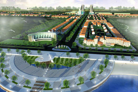 Khu đô thị Phương Trang - Vịnh Đà Nẵng