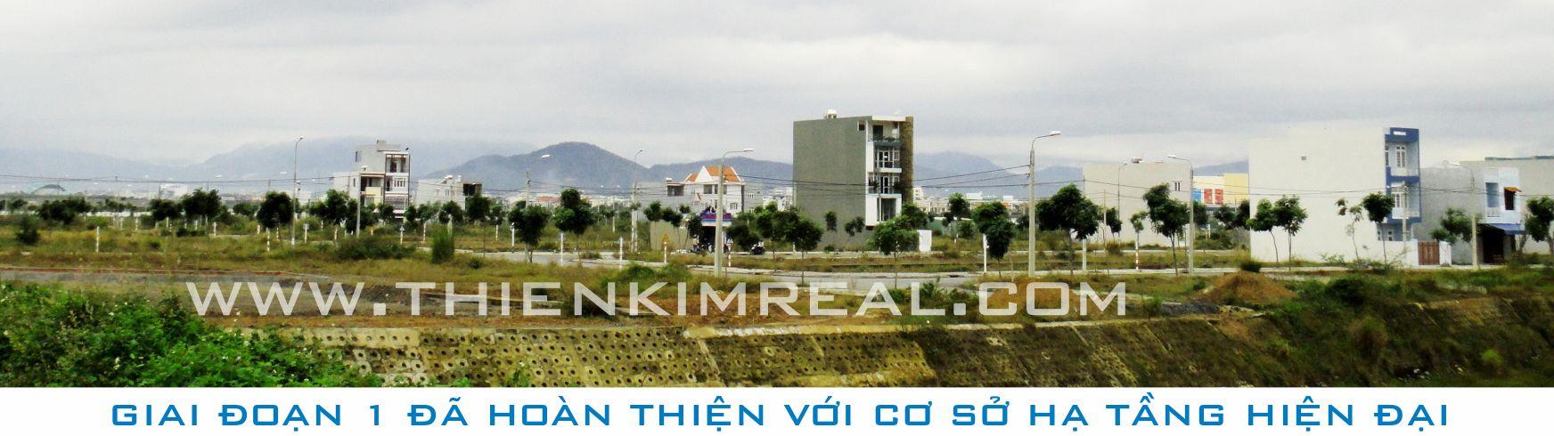 Đất dự án Nam Việt Á giai đoạn 1